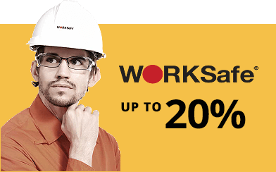 WORKSafe up to 20% - Prima Dinamik Supplies Sdn Bhd (PDS Safety)