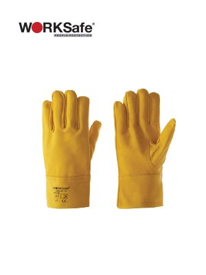 WORKSafe Argon Cowhide Gloves - Prima Dinamik Supplies Sdn Bhd (PDS Safety)