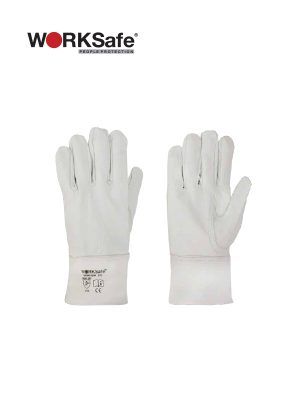 WORKSafe Argon Goatskin Glove - Prima Dinamik Supplies Sdn Bhd (PDS Safety)