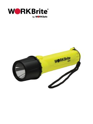 WORKBrite Intrinsically Safe Flashlight - Prima Dinamik Supplies Sdn Bhd (PDS Safety)