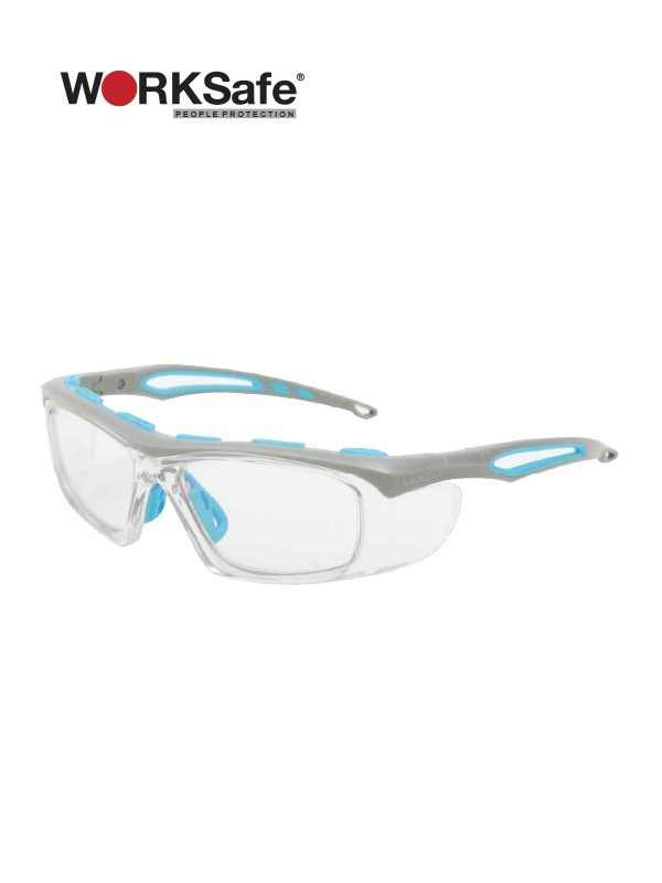 WORKSafe® Steed R Safety Eyewear - Prima Dinamik Supplies Sdn Bhd (PDS Safety)