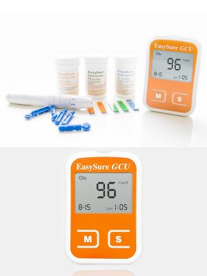 3 in 1 EasySure Blood Testing System