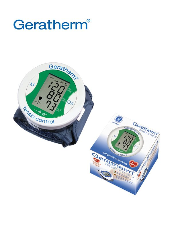 Geratherm Tensio Control Mobile Blood Pressure Measurement - Prima Dinamik Supplies Sdn Bhd (PDS Safety)
