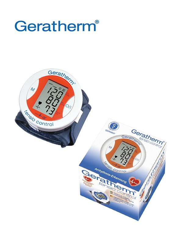 Geratherm Tensio Control Blood Pressure Measurement - Prima Dinamik Supplies Sdn Bhd (PDS Safety)