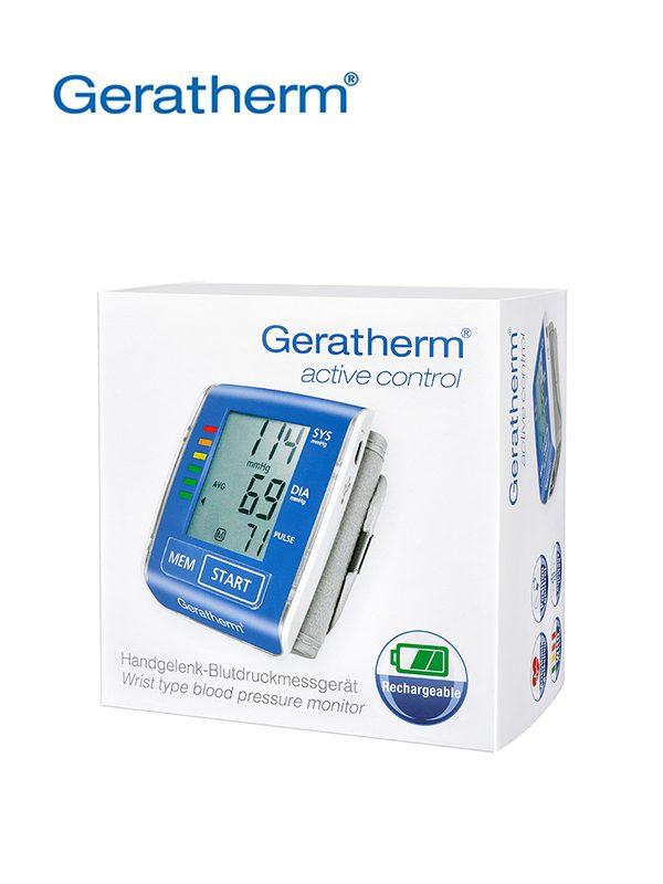 Geratherm Active Control Blood Pressure Measurement - Prima Dinamik Supplies Sdn Bhd (PDS Safety)