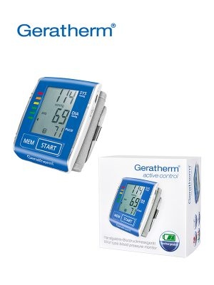 Geratherm Active Control Blood Pressure Measurement - Prima Dinamik Supplies Sdn Bhd (PDS Safety)