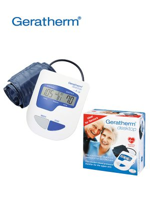Geratherm Desktop Blood Pressure Monitor - Prima Dinamik Supplies Sdn Bhd (PDS Safety)