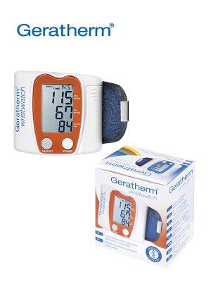 Geratherm Wristwatch Blood Pressure Measurement - Prima Dinamik Supplies Sdn Bhd (PDS Safety)