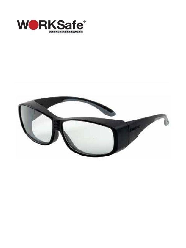 WORKSafe® DUOSPEX Safety Eyewear - Prima Dinamik Supplies Sdn Bhd (PDS Safety)
