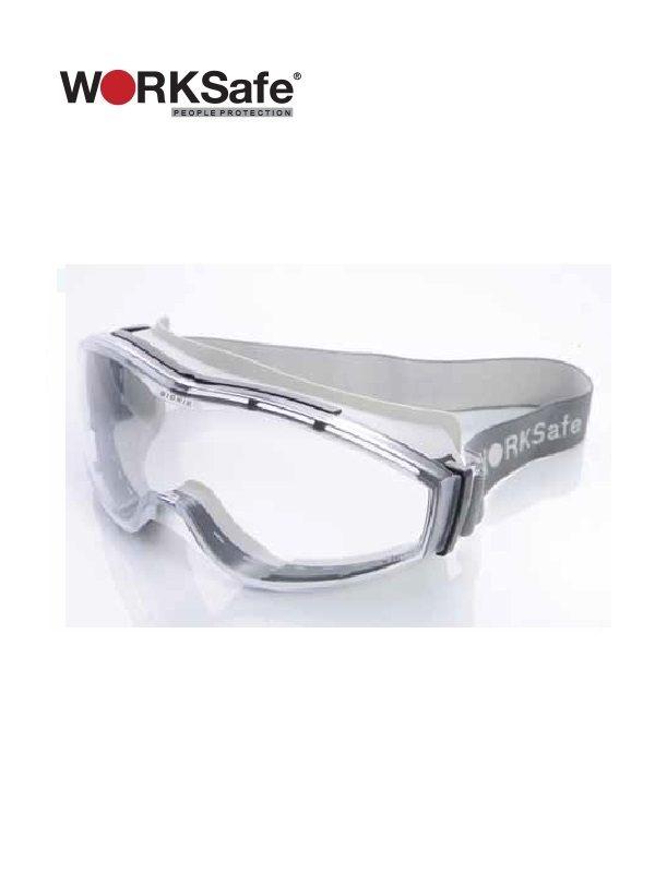 WORKSafe® BIONIX Safety Goggles - Prima Dinamik Supplies
