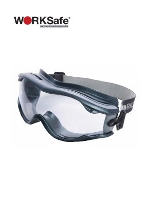 WORKSafe® BLUESTEEL Safety Goggles - Prima Dinamik Supplies Sdn Bhd (PDS Safety)