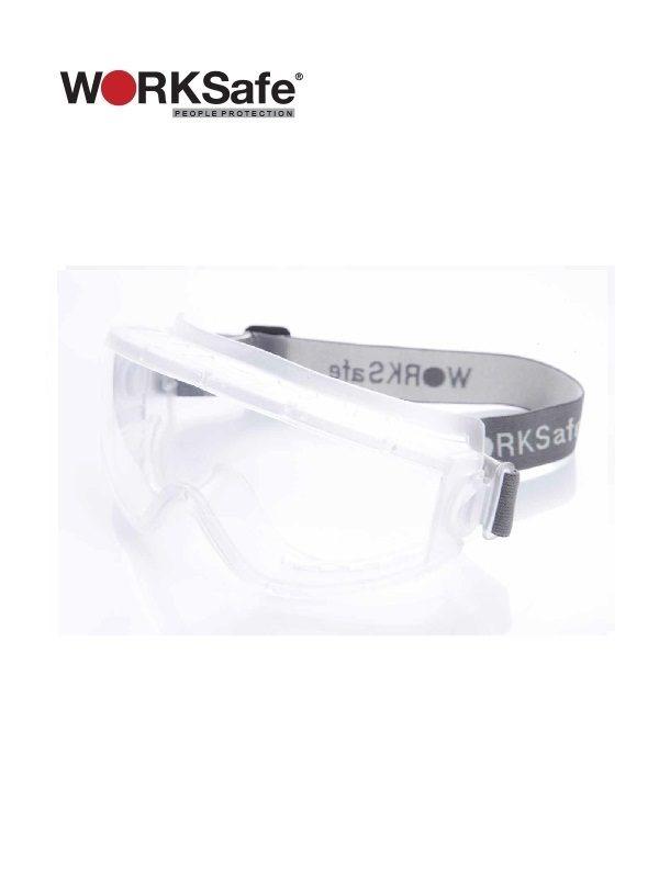 WORKSafe® STRIKE Safety Goggles - Prima Dinamik Supplies Sdn Bhd (PDS Safety)
