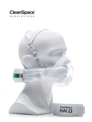 CLEANSPACE HALO POWERED RESPIRATORS FOR HEALTHCARE @ Prima Dinamik