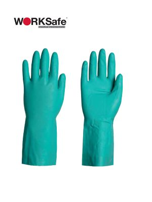 WORKSafe® NITCHEM Nitrile Safety Gloves - Prima Dinamik
