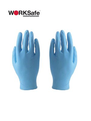 WORKSafe® Disposable Nitrile Safety Glove