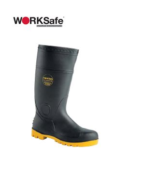WORKSafe® 2011 HIGH-CUT VULCAN BOOTS BLACK(S5) @ Prima Dinamik