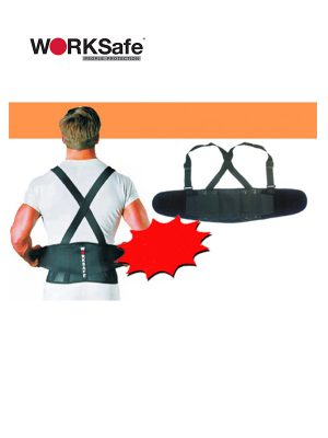 WORKSAFE BACK SUPPORT BELT @ Prima Dinamik