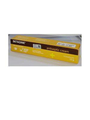 Betadine Antiseptic Cream 15g @ Prima Dinamik