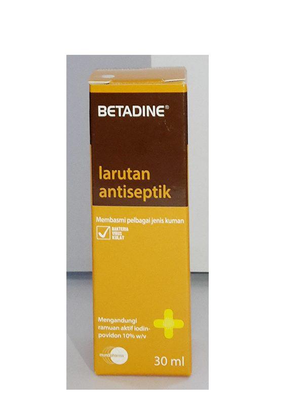 Betadine Antiseptic solution @ Prima Dinamik