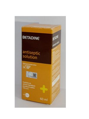 Betadine Antiseptic solution @ Prima Dinamik