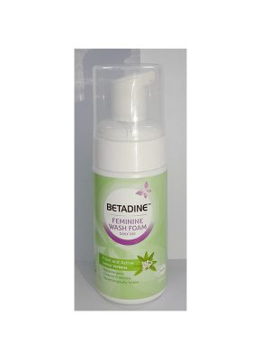 Betadine Lemon Feminine Wash Foam