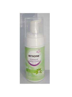 Betadine Lemon Feminine Wash Foam