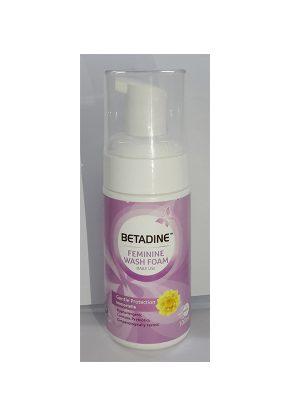 Betadine Gental Control Feminine Wash Foam