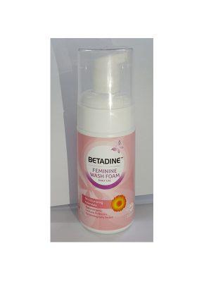 Betadine Calendula Feminine Wash Foam