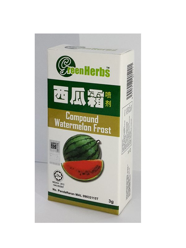 Greenherbs Watermelon Spray - Prima Dinamik