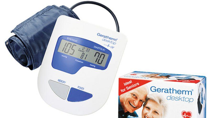Geratherm Desktop Blood Pressure Monitor