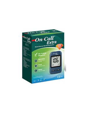 On Call Extra Glucose Test Strips - Certified Medical Device Supplier