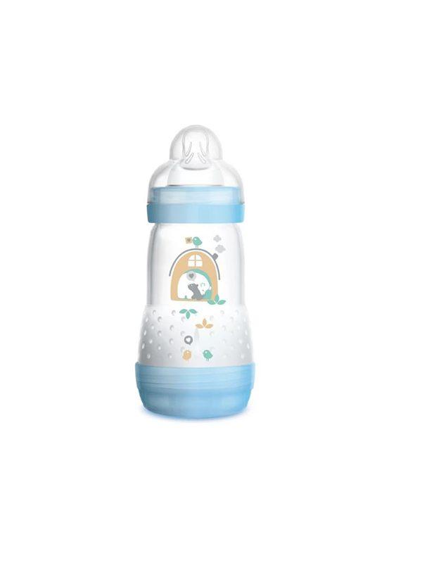 MAM Easy Start Anti-Colic Baby Bottle (260ML X2) - Blue