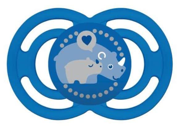MAM Perfect Pacifier (6+ months) Blue Rhino