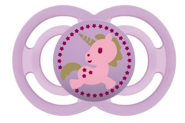 MAM Perfect Pacifier (16 months+) Purple Unicorn