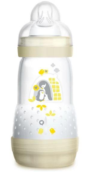 MAM Easy Start Anti-Colic Baby Bottle (260ML X2) - Ivory
