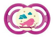 Mam Perfect Night Pacifier (16 Months+) Bird