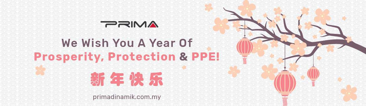 Happy Chinese New Year 2020 - Prima Dinamik