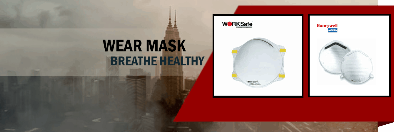WorkSafe & Honeywell Mask