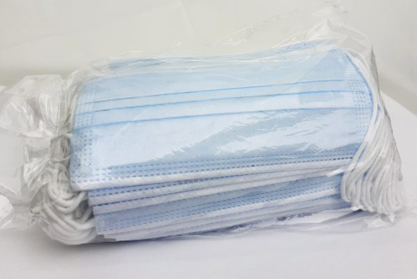3ply Disposable Face Mask Ear Loop