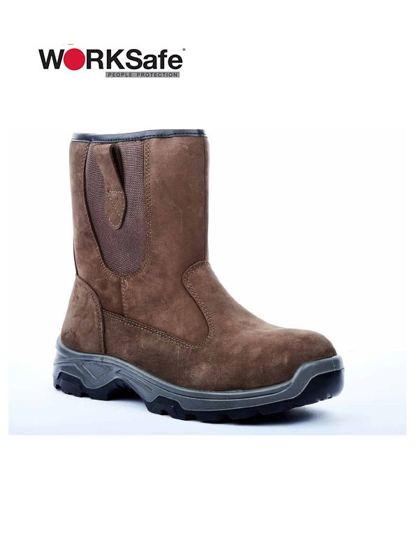 WORKSafe® Master High-Cut Rigger Boots