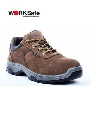 WORKSafe® Master Low-Cut Lace-Up Shoes