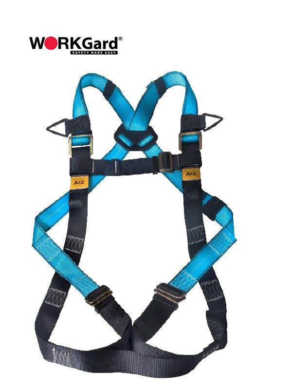 WORKGard® Full Body Harness with Front and Dorsal Anchorage Points