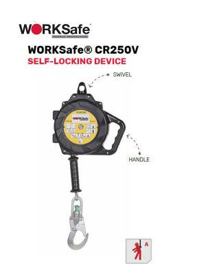 WORKSafe® CR250V Self-Locking Device