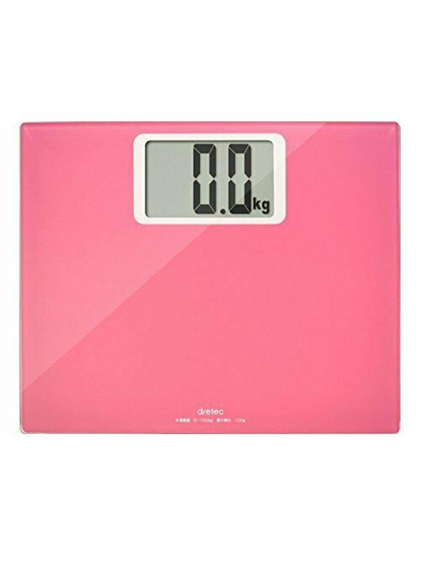 DRETEC BS-163PK Body Scale