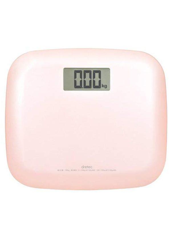 DRETEC BS-167 Pink Body Scale (Pietra ETR)