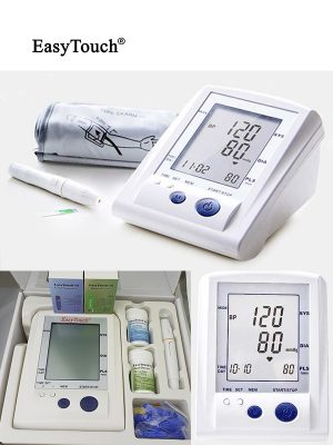 3 in 1 EasyTouch® BPGC Monitoring System - Certified Medical Device Supplier