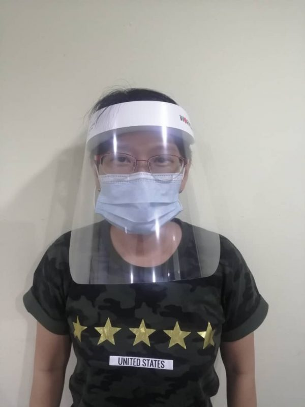 WORKSafe® Face Shield Head Protection - Safety Equipment Supplier