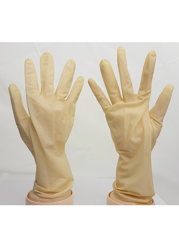 MAXITEX Sterile Surgical Latex Glove, Powder Free - Prima Dinamik Safety Equipment Distributor