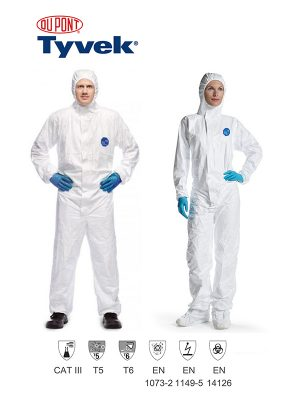 DuPont™ Tyvek® 500 Xpert - Prima Dinamik Safety Equipment Distributor